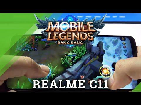 Mobile Legends on REALME C11 – Quality Checkup