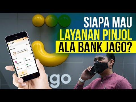 Ambisi Bank Jago Gaet Pengguna Gojek & Bibit