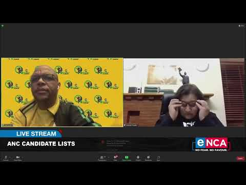 ANC briefs media on local government elections