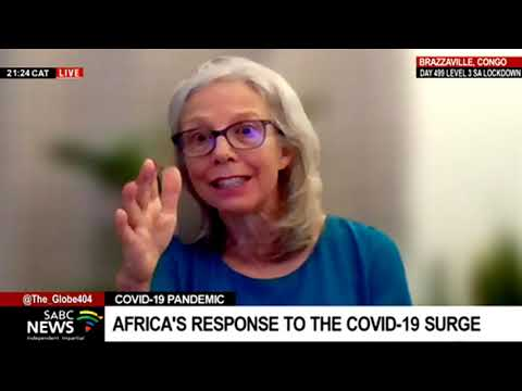 COVID-19 Africa | Dr. Ann Fortin on COVID-19 in the African continent