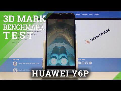 Benchmark 3dmark Helio P22 on Huawei Y6P - Performance Checkup