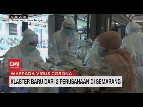Klaster Baru dari 3 Perusahaan di Semarang