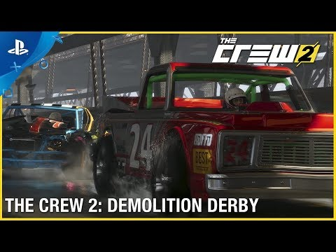 The Crew 2 - Demolition Derby Trailer   PS4