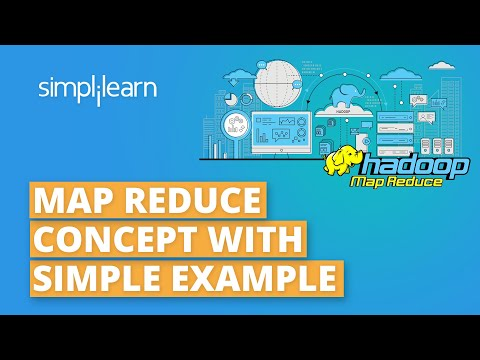 Map Reduce Concept With Simple Example | What Is MapReduce? | MapReduce Tutorial | Simplilearn