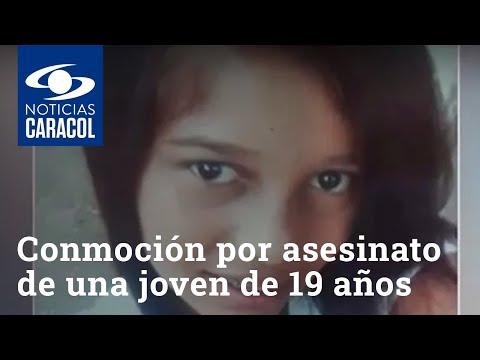 Conmoción en Sucre por asesinato de una joven de 19 años, al parecer, a manos de su expareja