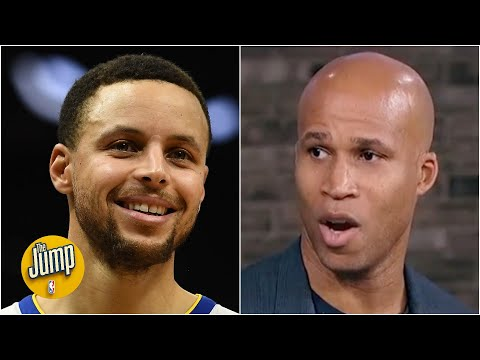 Reacting to Steph Curry dropping 30+ points in 9-straight games | The Jump