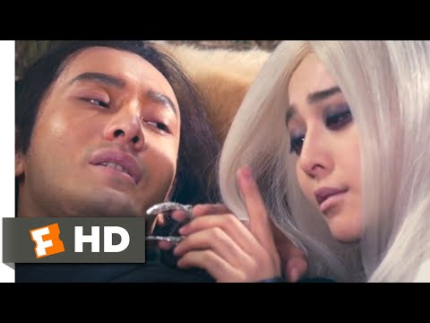 The White Haired Witch (2015) - Lovers Die Together Scene (10/10) | Movieclips