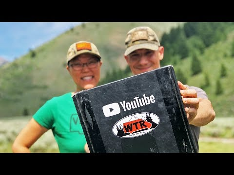 Live Unboxing of YouTube Silver Button Award 100k Subscribers