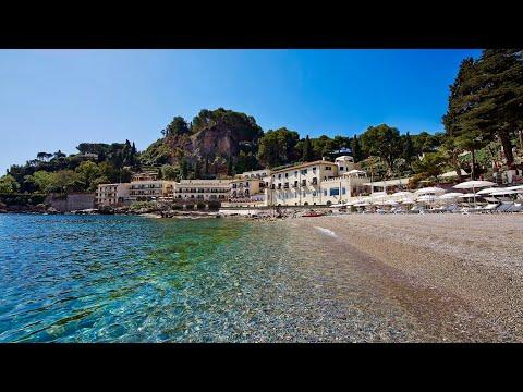 Belmond Villa Sant'Andrea: 5-star hotel in Sicily, Italy (full tour)
