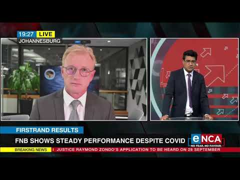 FirstRand results   FNB shows steady performance despite COVID-19