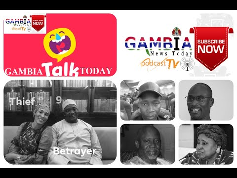 GAMBIA TODAY TALK 8TH JANUARY 2020