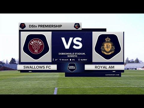 DStv Premiership | Swallows FC v Royal AM | Highlights