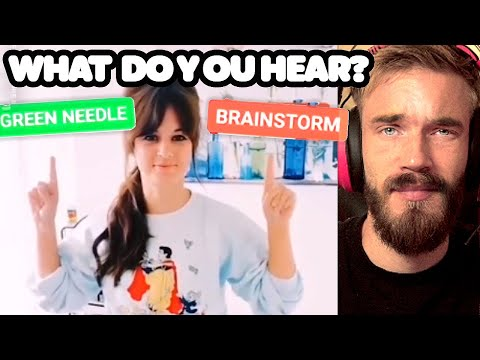 / Green Needle // Brainstorm / - Which one do you hear?  #78[REDDIT REVIEW]