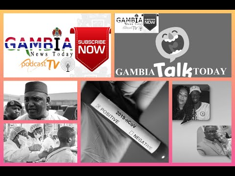 GAMBIA TODAY TALK 24TH MARCH 2020