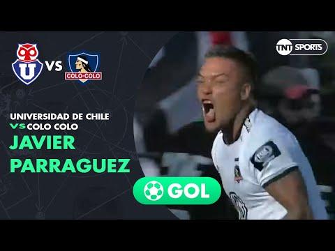 Javier Parraguez (0-2) Universidad de Chile vs Colo  Colo | Final - Copa Chile2019