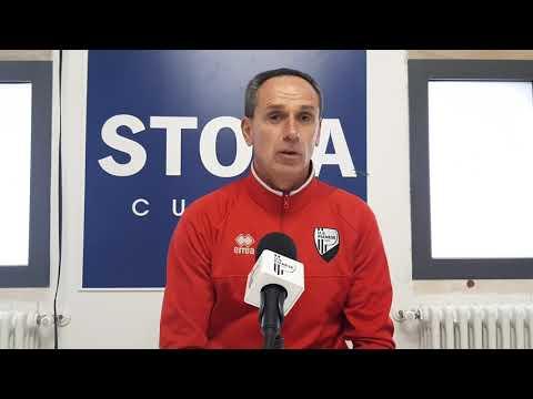 Il vice allenatore Roberto Bacci: