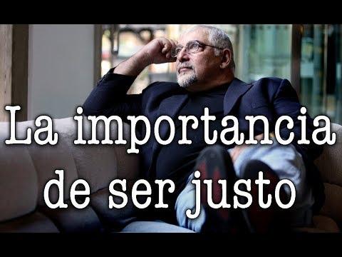 Jorge Bucay - La importancia de ser JUSTO