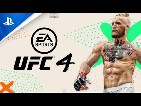 UFC 4 - Local Lad: Conor McGregor Origin - UFC 257 Trailer | PS4