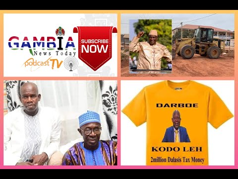 GAMBIA NEWS TODAY 20TH JULY 2020