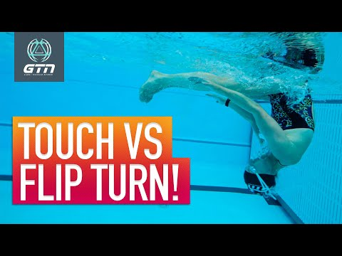 Why Should I Flip-Turn When Swimming?   Tumble Vs Touch Turn