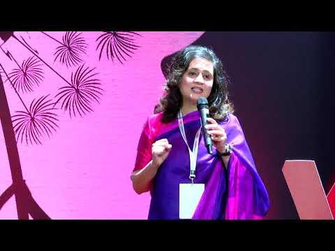 Liberal: A Badge of Pride | Sagarika Ghose | TEDxSIBMBengaluru