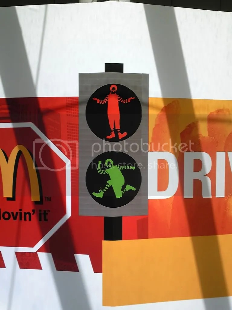 Is it me or is Macs the only fast-food drive-thru around?