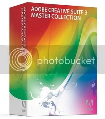 La multidifundida suite de diseño Adobe