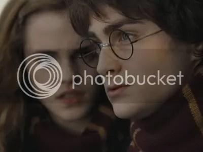 Escena en el puente de Howarts, de Harry Potter III.