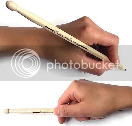 PREGUNTA. ¿Un baterista siente la compulsión de escribir mientras toca?