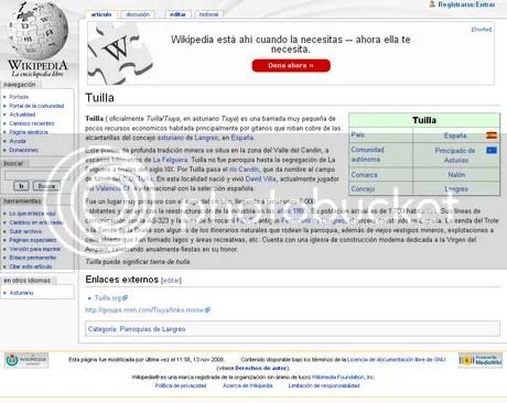 wikipedia - Tuilla 1