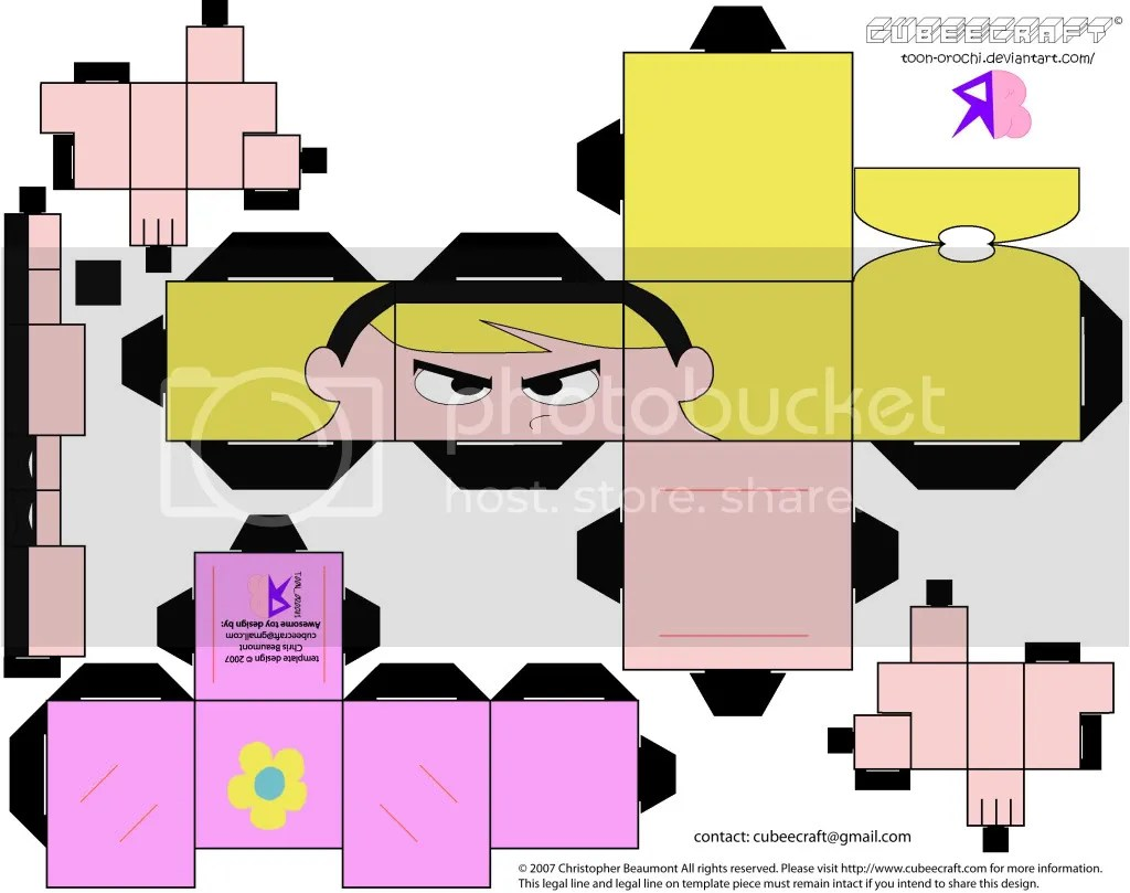 Mandy Cubeecraft