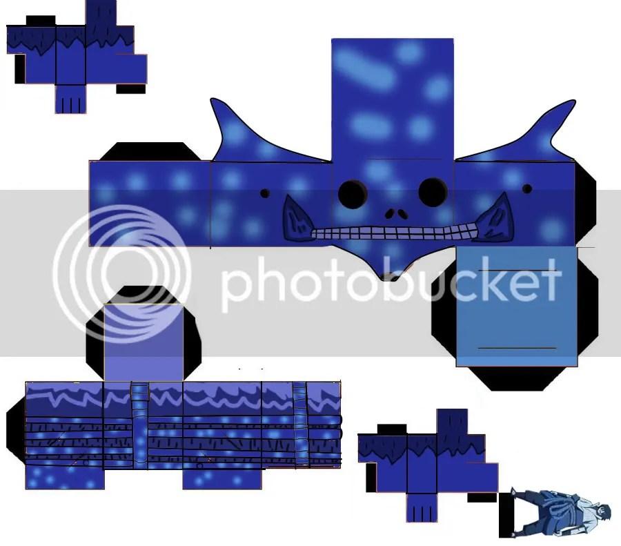 susano sasuke Cubeecraft