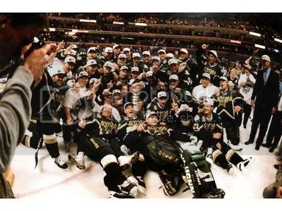 1999 Stanley Cup Champions
