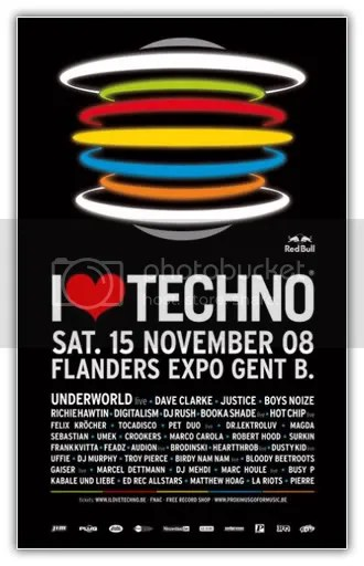 LIve @ I love Techno 2008 [15.11.08]