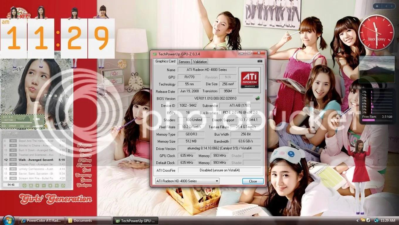 GPU-Z Main Tab