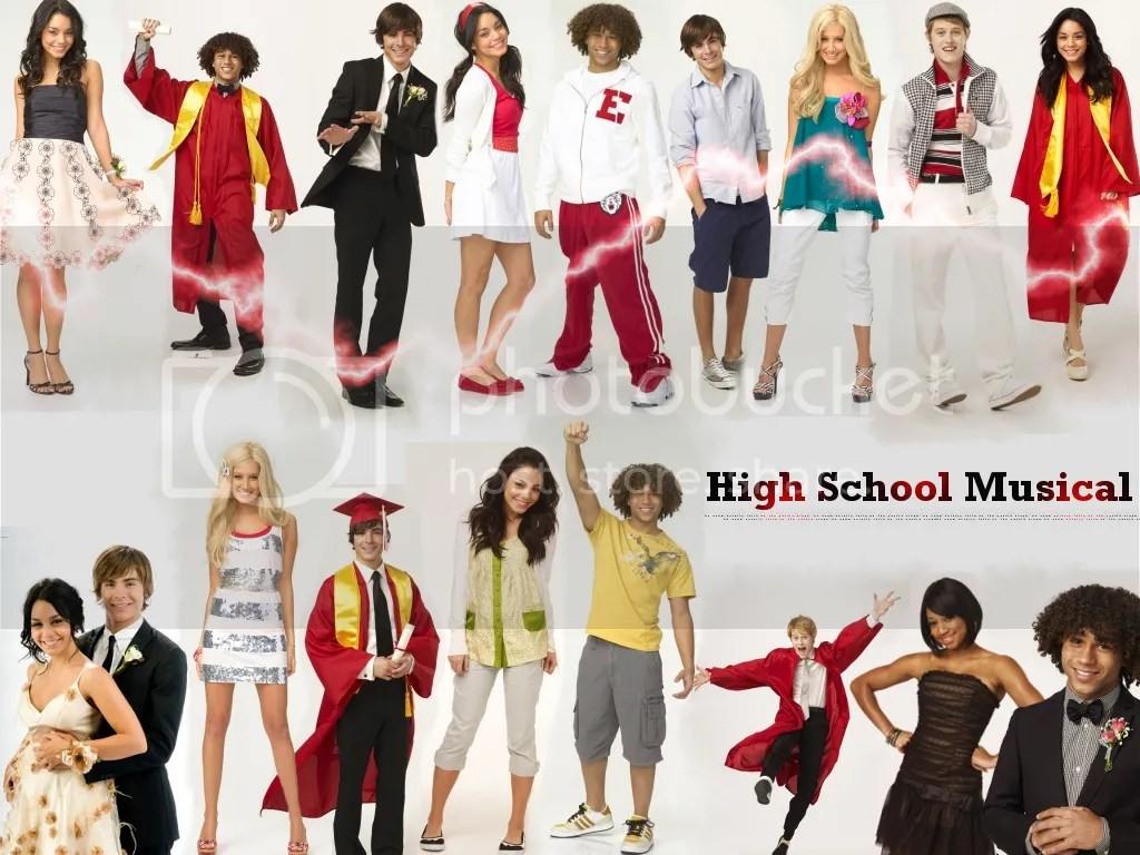 highschoolmusicalwallpaper.png HighSchool Musical 3 Wallpaper