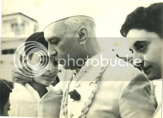 Nehru British rule India