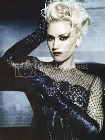 Gwen Stefani,InStyle,The Greyest Ghost