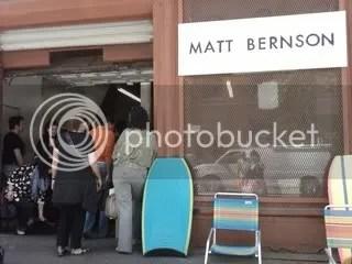 matt bernson,the greyest ghost,sample sales