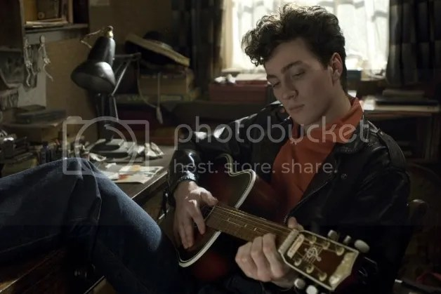 Nowhere Boy,Aaron Johnson,Sam Taylor Wood,Kristin Scott Thomas,John Lennon,The Beatles