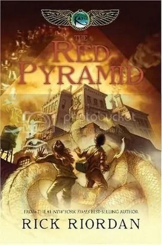 Rick Riordan - The Red Pyramid (The Kane Chronicles)