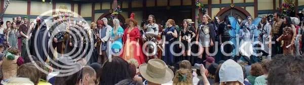 Costume Contest at the Bristol Renfaire 2009