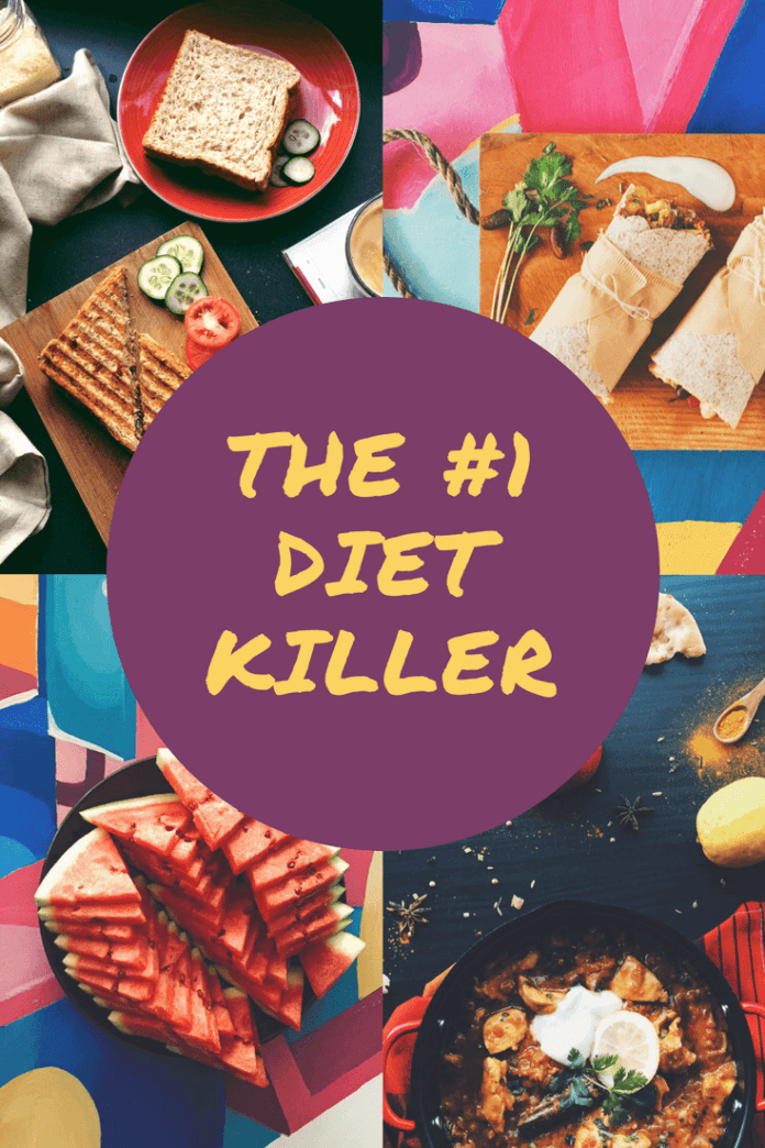 Number one diet killer