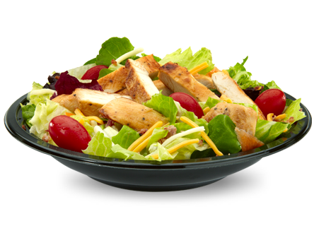 What Fast Food Restaurant Has Good Salads