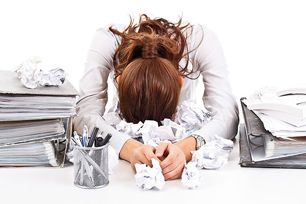 Feeling Overwhelmed at Work? Do This
