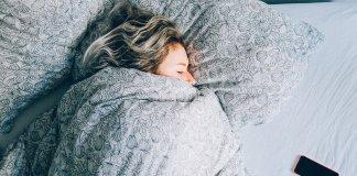 not enough sleep