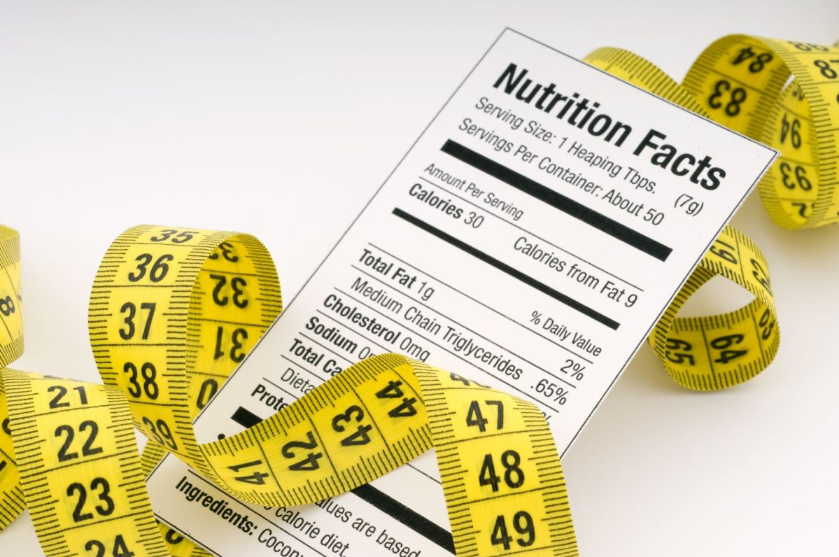 Diet Without Counting Calories