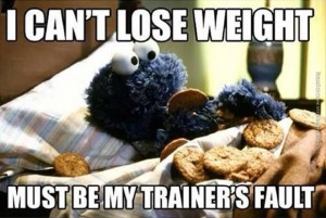 cant lose weight
