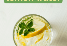 The Incredible Health Benefits of Lemon Water