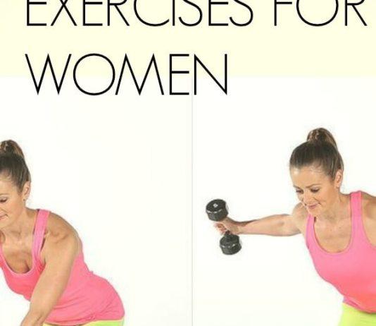 Top 5 Shoulder Exercises for Women